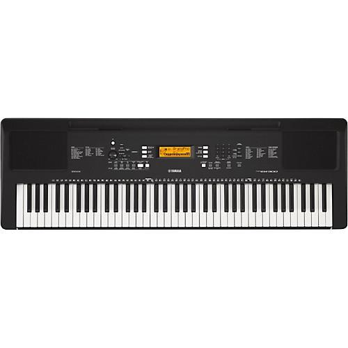 Yamaha PSR-EW300 76-Key Portable Keyboard thumbnail