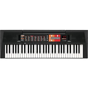 Psr f51 61 key portable keyboard wwbw for Yamaha professional keyboard price