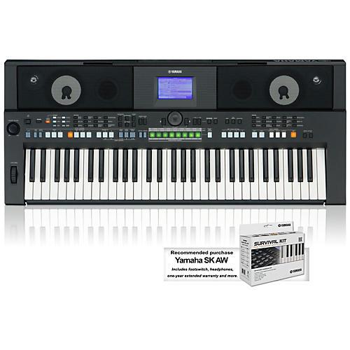 Yamaha PSR-S650 61-Key Arranger Workstation thumbnail