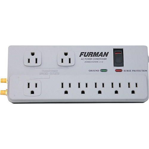 Furman PST-2+6 Power Station Series AC Power Conditioner thumbnail