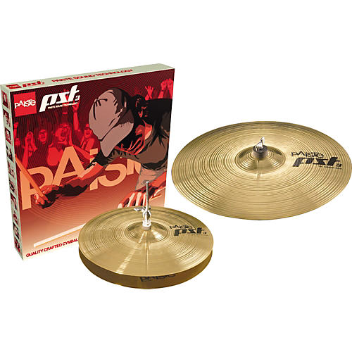 Paiste PST 3 Essential Set 14/18 thumbnail