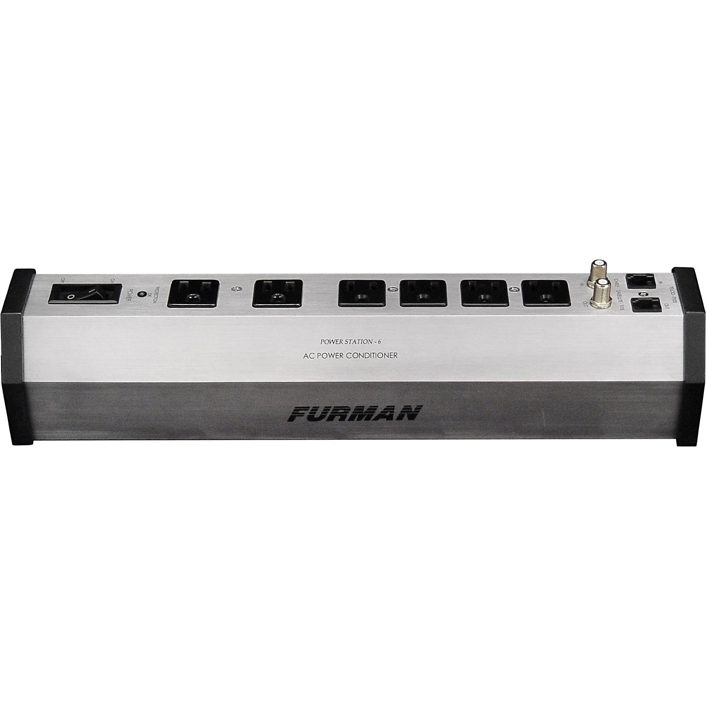Furman PST-6 Power Station Series AC Power Conditioner thumbnail
