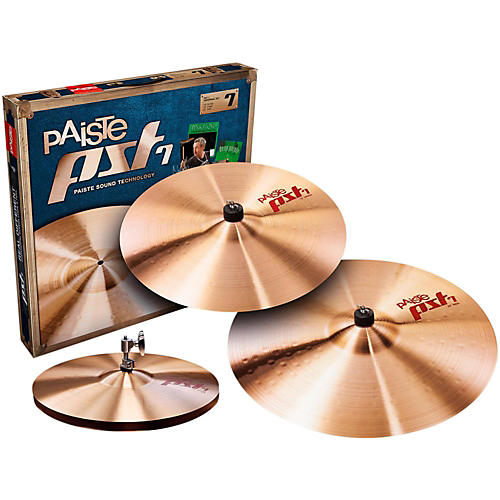 Paiste PST 7 Medium/Universal Set thumbnail
