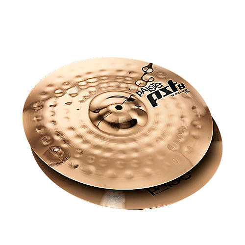 Paiste PST 8 Reflector Rock Hi-Hats thumbnail