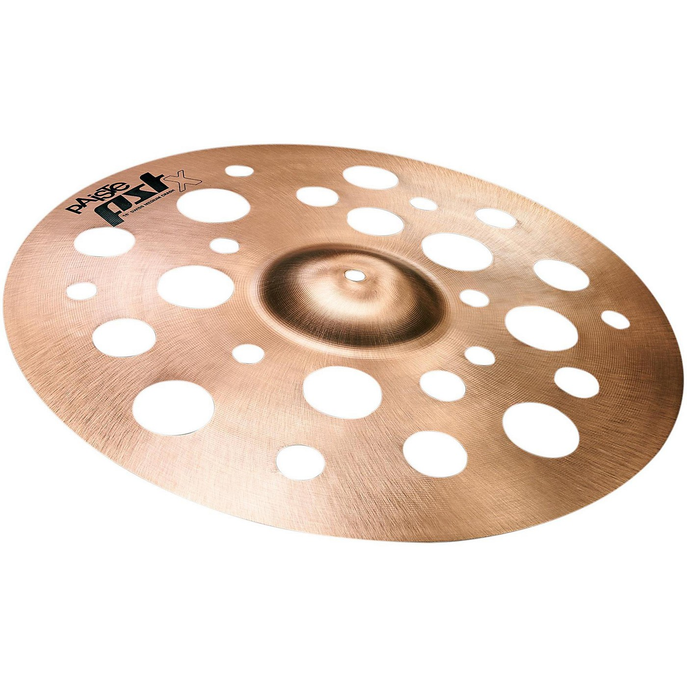 Paiste PST X Swiss Medium Crash Cymbal thumbnail