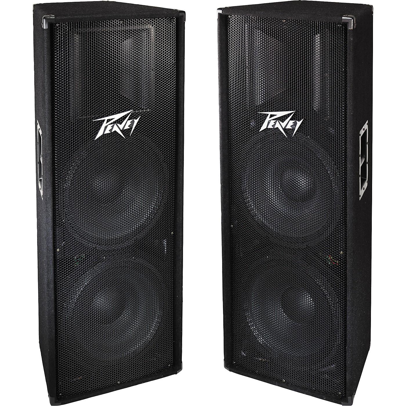 Peavey PV 215 Speaker Pair thumbnail