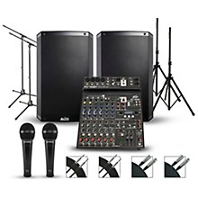Peavey PV10BT Mixer with Alto TS2 PA Package