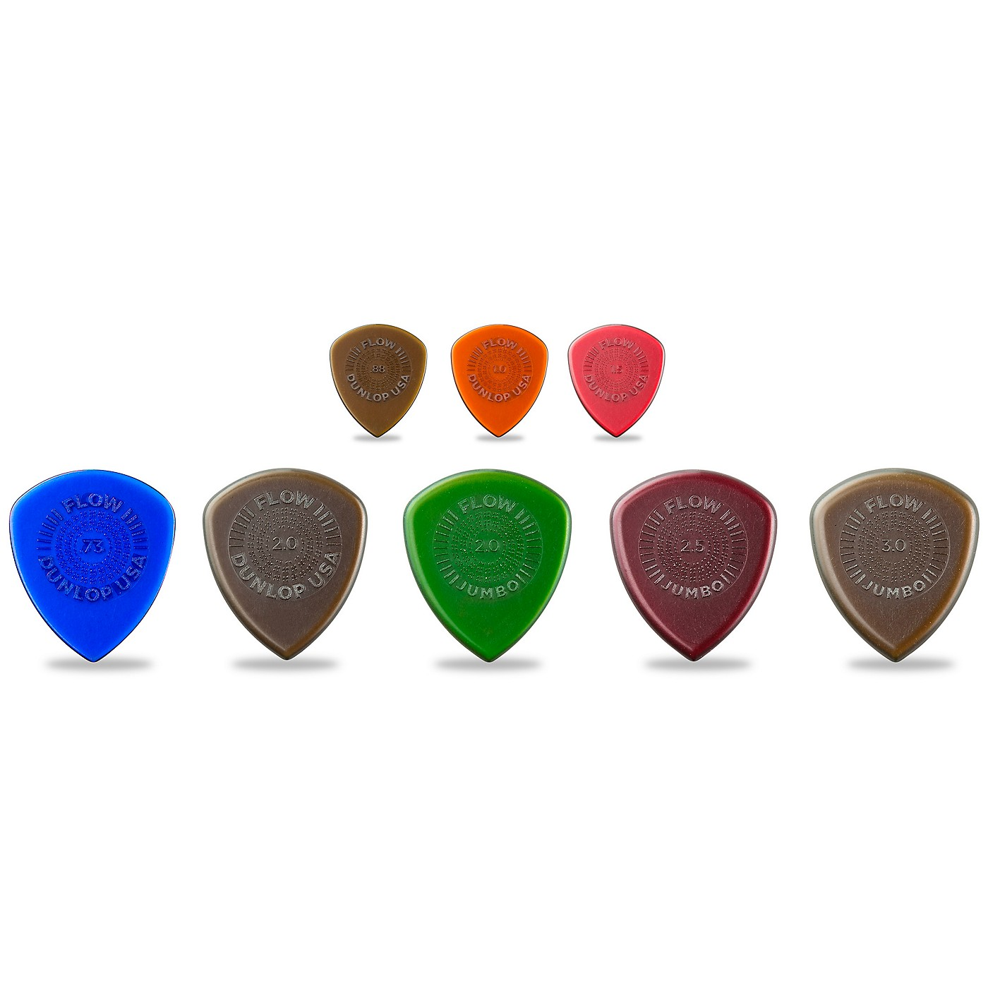 Dunlop PVP114 Pick Flow Variety Pack thumbnail