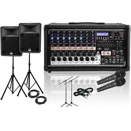 Peavey PVi 8500/PR 15 PA Package thumbnail