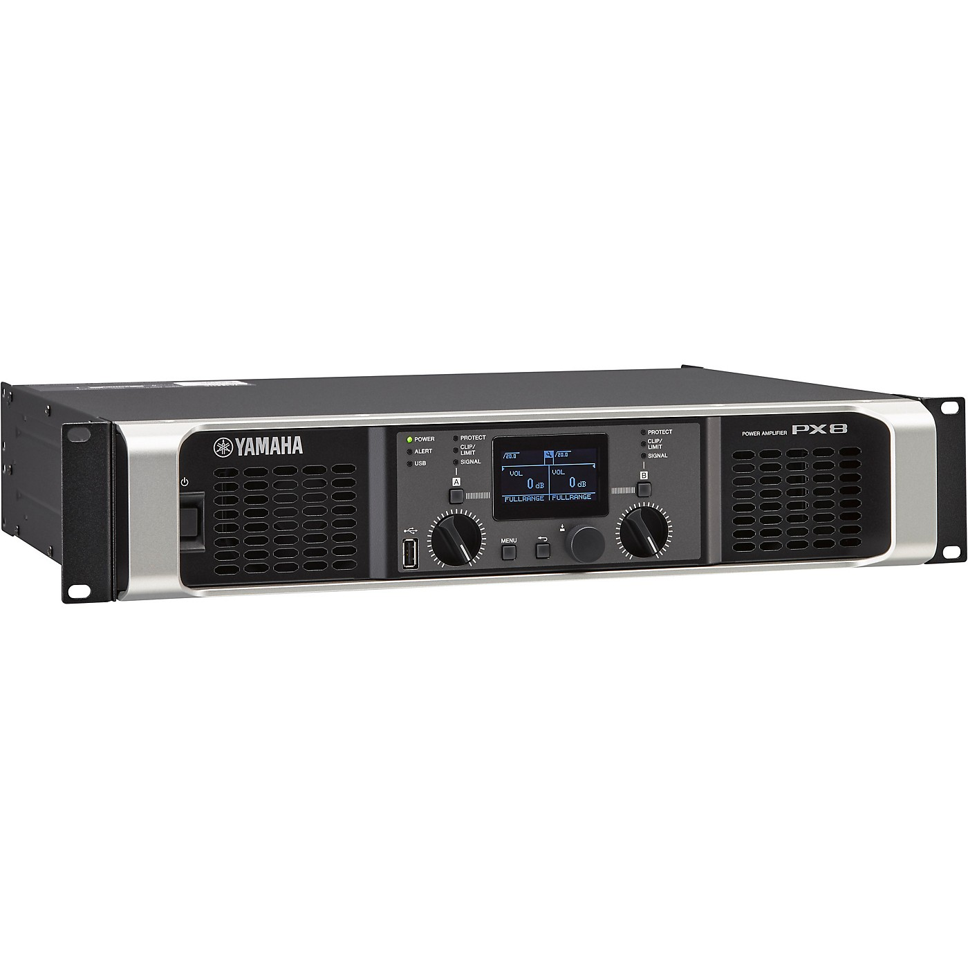 Yamaha PX8 Power Amplifier thumbnail