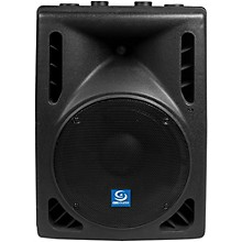 "Gem Sound PXA115T-USB 15"" Powered Speaker USB/SD Media Player"