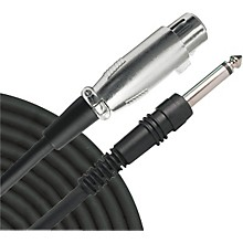 """Hosa PXF-105 XLR Female to 1/4"""" Male TS Unbalanced Interconnect Patch Cable"""