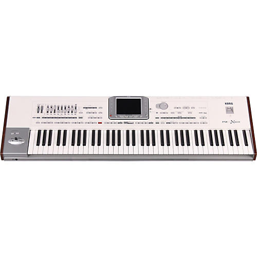 Korg Pa2XPro 76-Key Professional Arranger Keyboard thumbnail