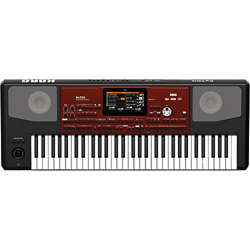 Korg Pa700 Professional Arranger 61-Key with Touchscreen and Speakers thumbnail