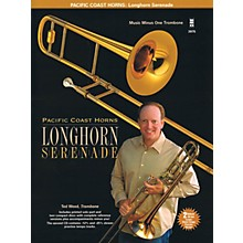 Music Minus One Pacific Coast Horns, Volume 1 - Longhorn Serenade Music Minus One Book with CD by Pacific Coast Horns