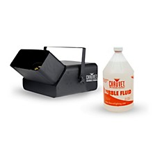 CHAUVET DJ Package with B550 Bubble King Effect and 1 Gal. of Bubble Juice