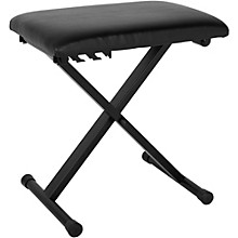 Musician's Gear Padded Piano Bench
