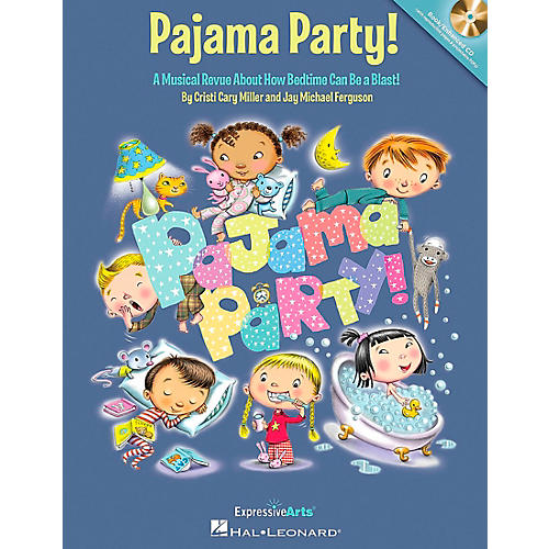 Hal Leonard Pajama Party!  A Musical Revue About How Bedtime Can Be a Blast!  Book/CD thumbnail