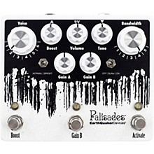 EarthQuaker Devices Palisades V2 Overdrive Effects Pedal