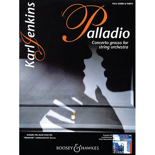Boosey and Hawkes Palladio Boosey & Hawkes Orchestra Series Softcover Composed by Karl Jenkins thumbnail