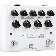 Seymour Duncan Palladium Gain Stage Distortion Guitar Effects  Pedal (White)