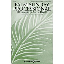 Shawnee Press Palm Sunday Processional (Hosanna to the Son of David) 2-PART MIXED/HANDBELLS/PERC by Daniel Greig