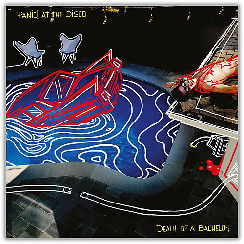 WEA Panic! At The Disco - Death Of A Bachelor (Vinyl W/Digital Download) thumbnail
