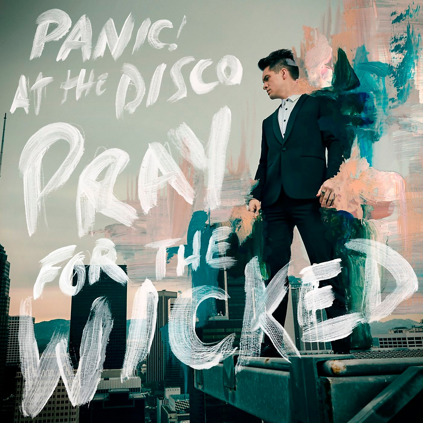 WEA Panic! At The Disco - Pray For The Wicked (Vinyl LP W/Digital Download) thumbnail