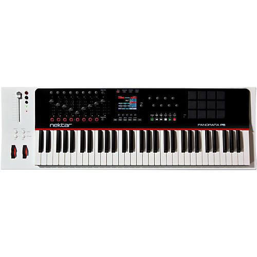 Nektar Panorama P6 61-Key USB MIDI Controller Keyboard thumbnail
