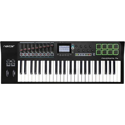 Nektar Panorama T4 49-Key USB MIDI Keyboard Controller thumbnail