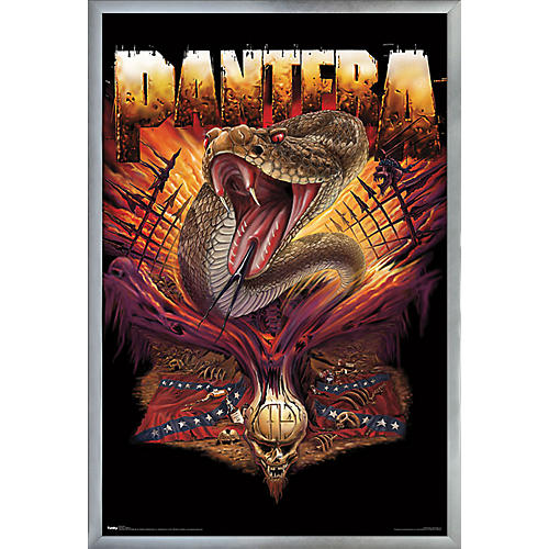 Trends International Pantera - Serpent Poster thumbnail