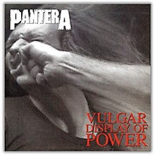 Pantera - Vulgar Display Of Power 180 Gram Vinyl 2LP