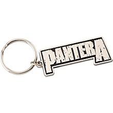 ROCK OFF Pantera Logo Keychain
