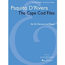 Boosey and Hawkes Paquito D'Rivera - The Cape Cod Files Boosey & Hawkes Chamber Music Series Softcover