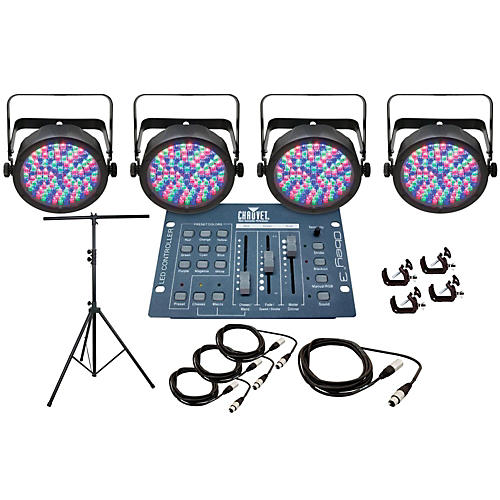 CHAUVET DJ Par 56 4 Light System thumbnail