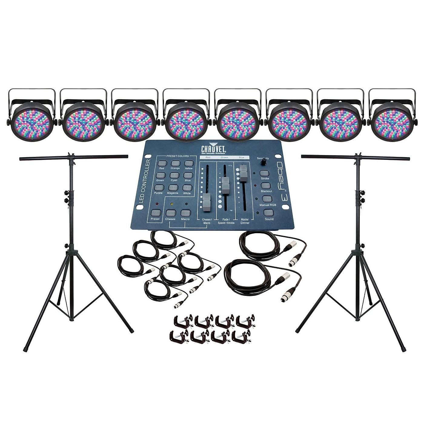 CHAUVET DJ Par 56 8 Light System thumbnail