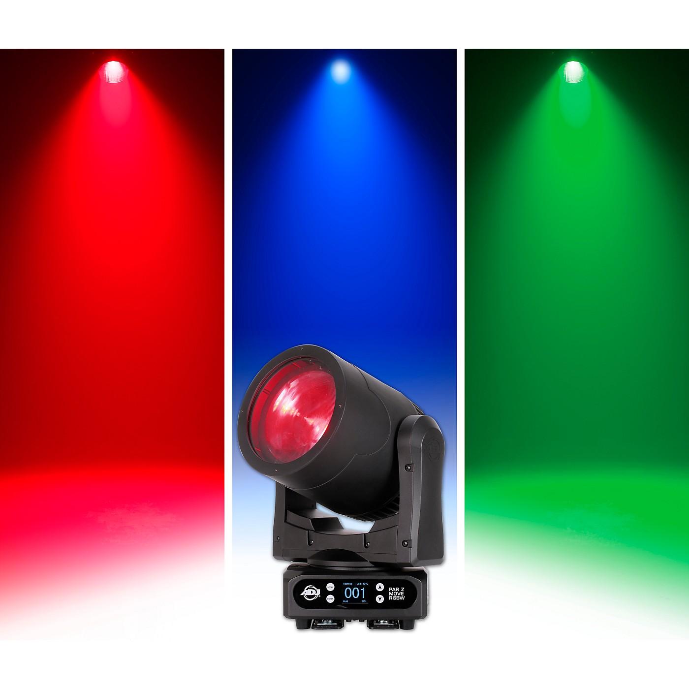 American DJ Par Z Move RGBW LED Moving-Head Wash Light thumbnail