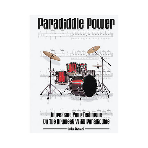 Hal Leonard Paradiddle Power Drum Book thumbnail