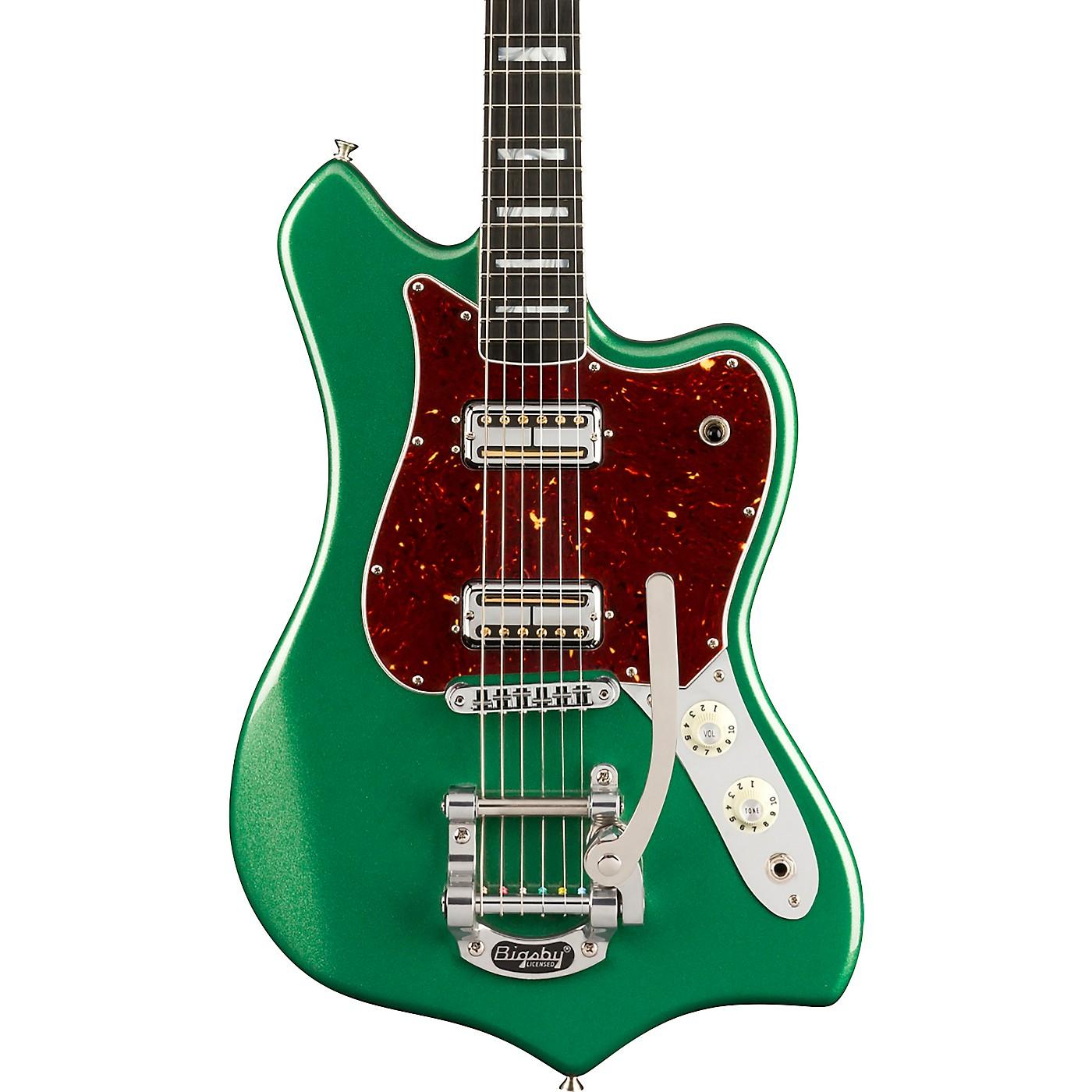 Fender Parallel Universe Maverick Dorado Electric Guitar thumbnail