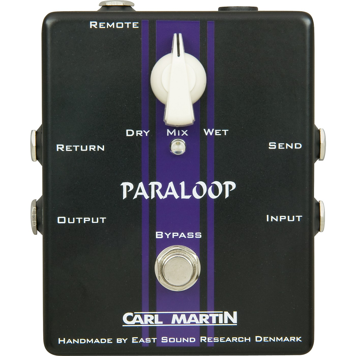 Carl Martin Paraloop Guitar Effects Pedal thumbnail