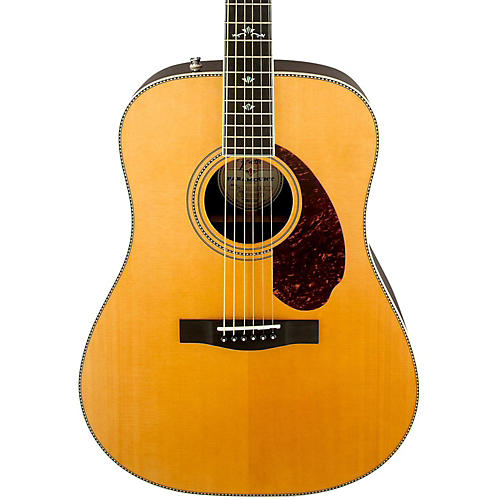 Fender Paramount Series PM-1 Deluxe Dreadnought Acoustic-Electric Guitar thumbnail