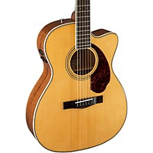 Fender Paramount Series PM-3 Cutaway Triple-0 Acoustic-Electric Guitar