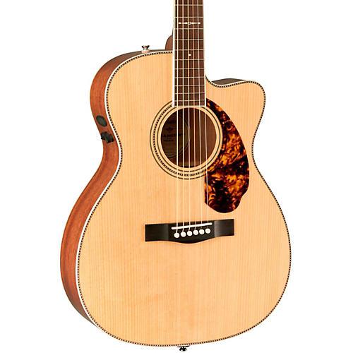 Fender Paramount Series PM-3 Limited Adirondack Spruce/Mahogany Cutaway Triple-0 Acoustic-Electric Guitar thumbnail