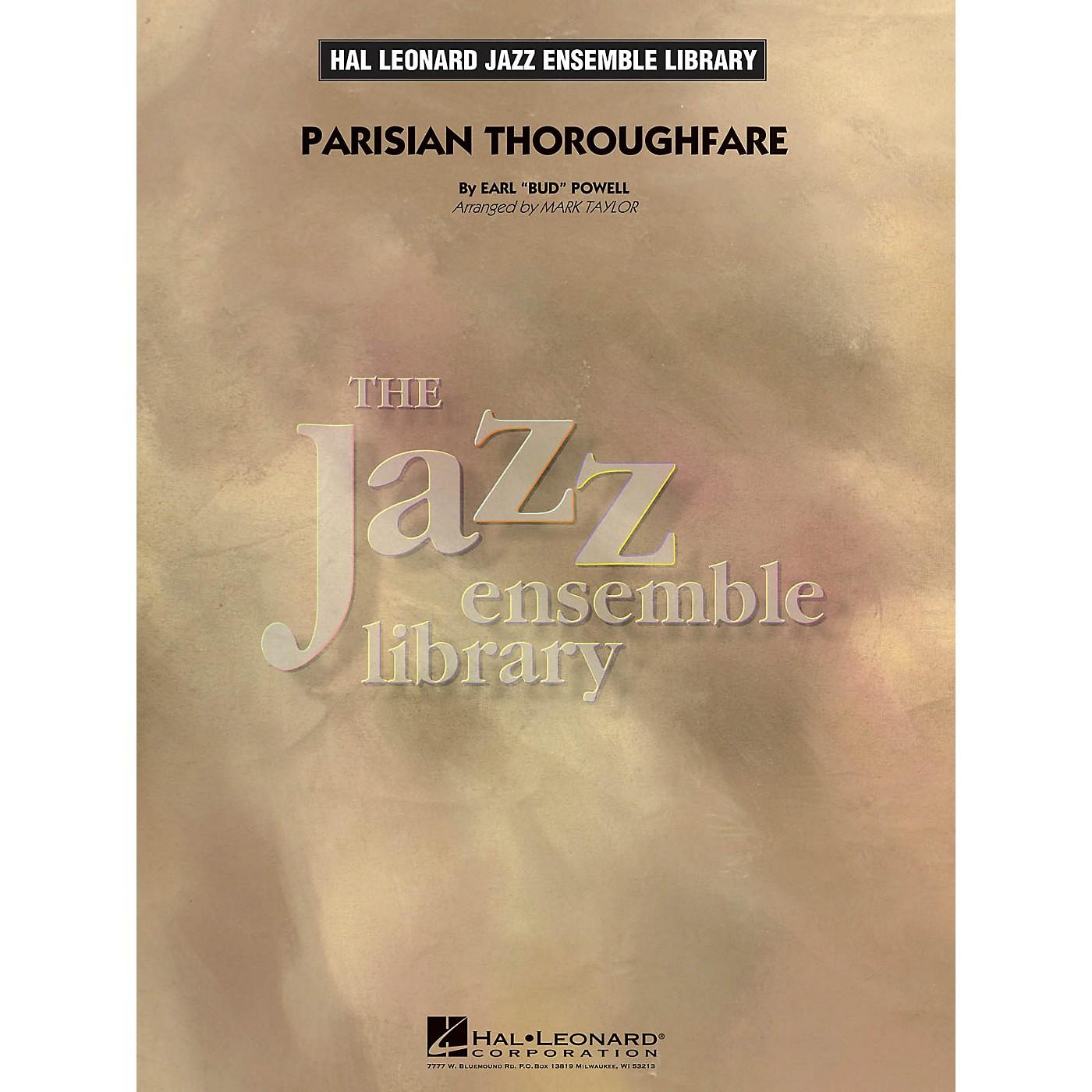 Hal Leonard Parisian Thoroughfare Jazz Band Level 4 Arranged by Mark Taylor thumbnail