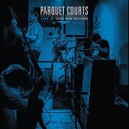 Alliance Parquet Courts - Live at Third Man Records thumbnail