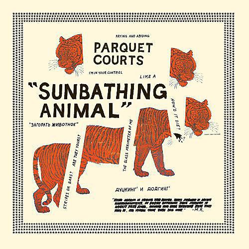 Alliance Parquet Courts - Sunbathing Animal thumbnail