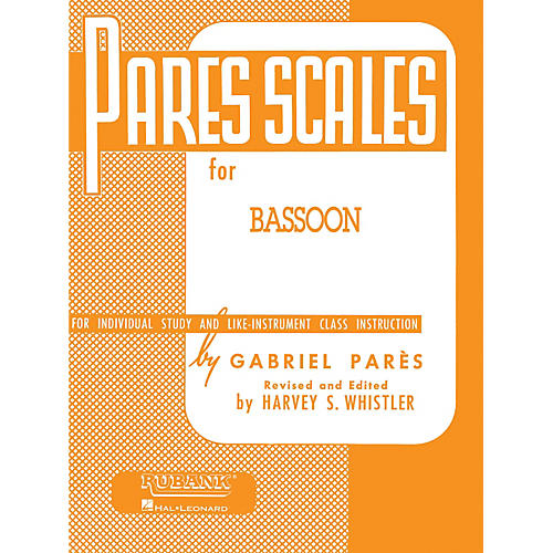 Hal Leonard Par¨s Scales For Bassoon thumbnail