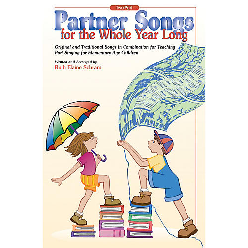 Alfred Partner Songs for the Whole Year Long Book-thumbnail