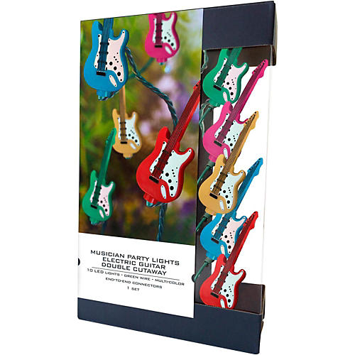 Axe Heaven Party Lights Electric Double-Cutaway Guitar LED Edition thumbnail