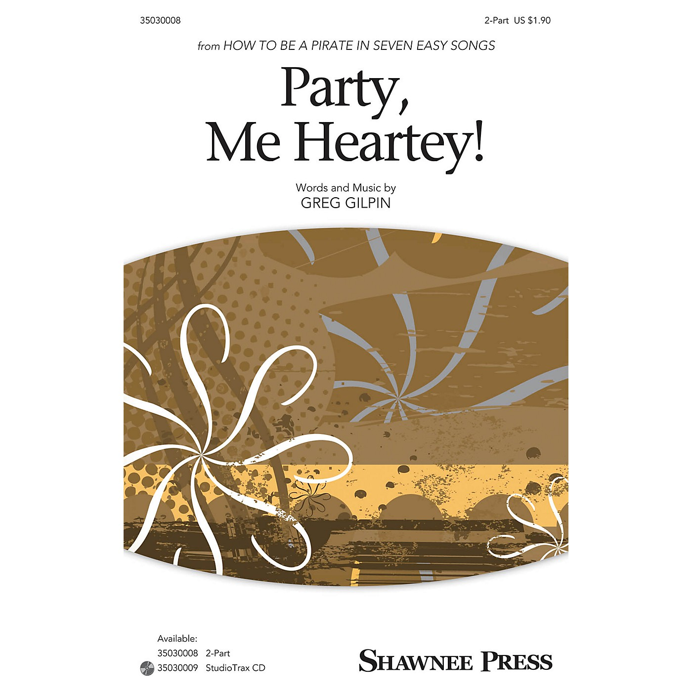 Shawnee Press Party, Me Heartey 2-Part composed by Greg Gilpin thumbnail